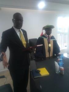 85DR BABATOPE AGBEYO, BAGS CIPRMP FELLOWSHIP AWARD