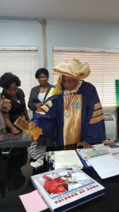 9Chief Sir Dr. Kesinton adebukunuola adebutu CON, bags CIPRMP FELLOWSHIP award 2019 roll call