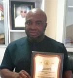 Chief Dr. Emmanuel Frank Okafor